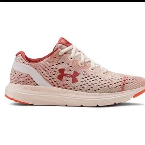 Under Armour Charged Impulse Running Shoe Pink